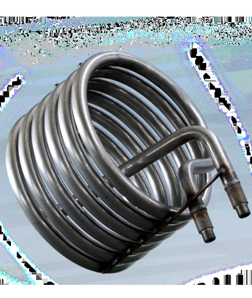 produzione serpentine rame, azienda metalmeccanica, riscaldamento, condizionamento